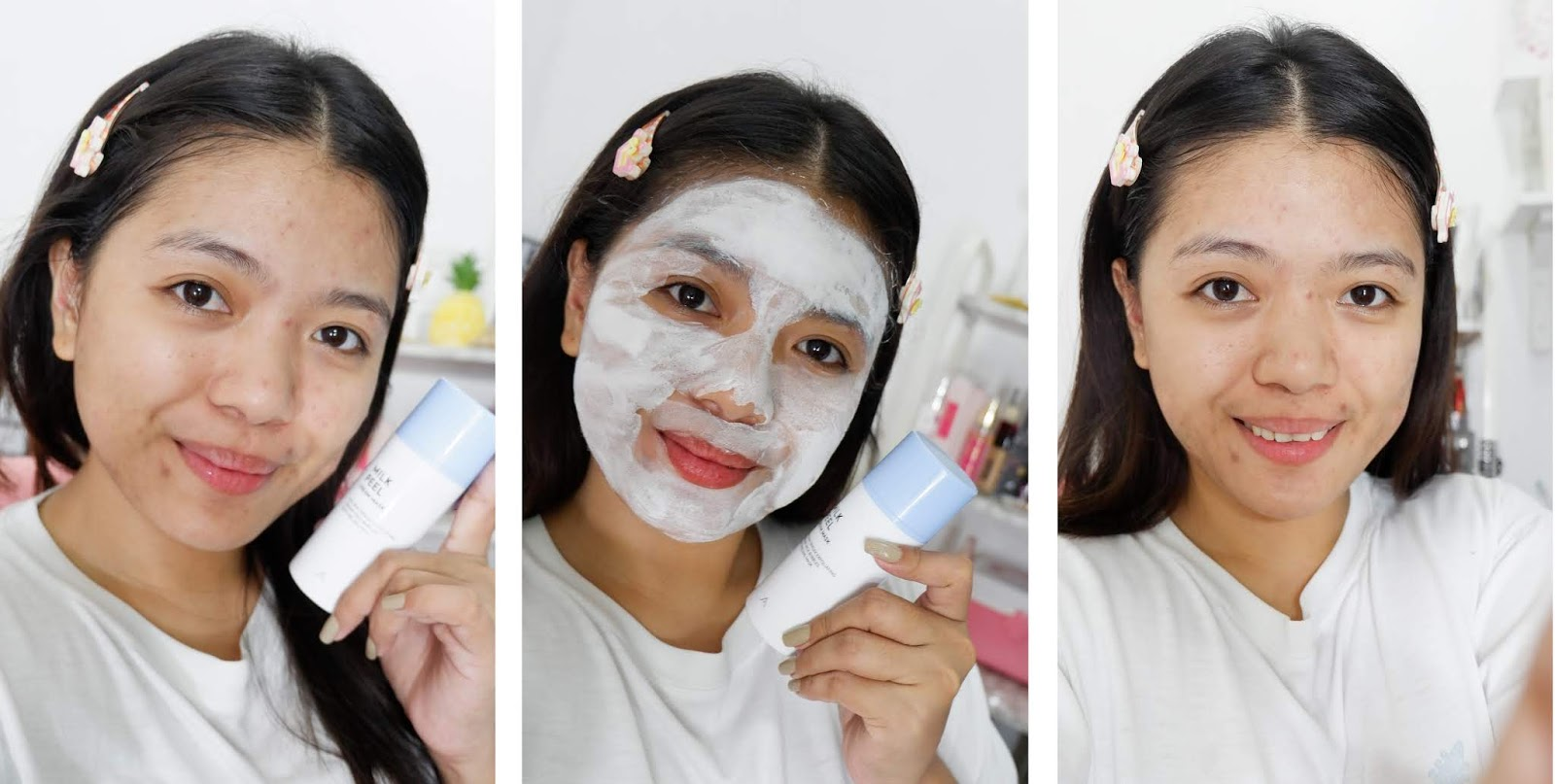 ALTHEA KOREA: MILK PEEL CREAM MASK