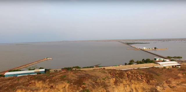 صور  السودان - خزان جبل اوليا