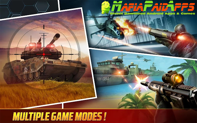 Kill Shot Bravo: Sniper FPS Apk MafiaPaidApps