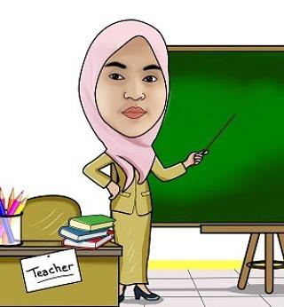 Karikaturnya Digital karikatur Profesi