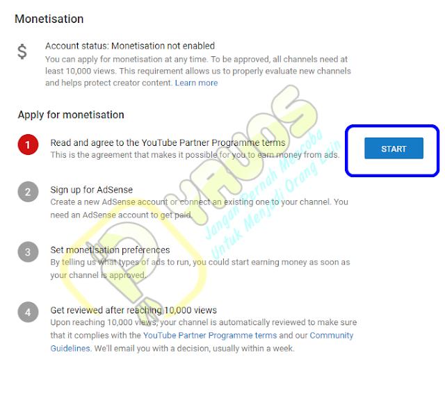 Bagaimana Cara Mendapatkan Uang Dari Youtube ? Panduan Lengkap