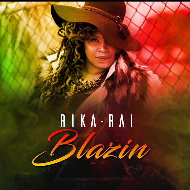 """Rika - Rai New Single """"Blazin"""" Is Painfully Relatable, Soul-Stirring, And Speak Directly To The Heart"""