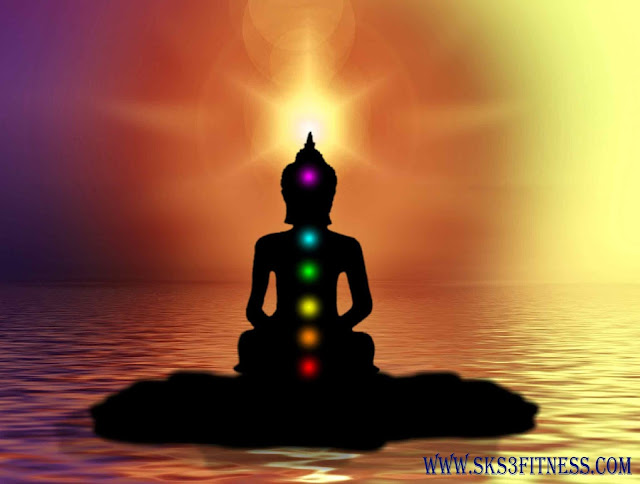 Meditation on 7 Chakras in human body