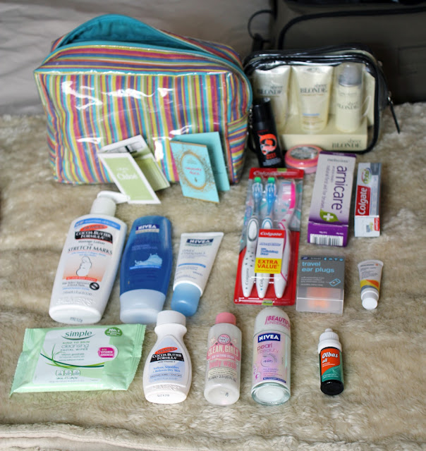 What S In My Hospital Bag Anna Saccone Joly