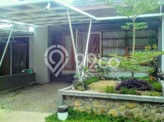 Rumah kontrakan di Parompong, Bandung