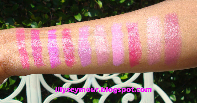 My Favorite Mac Pink Lipsticks!