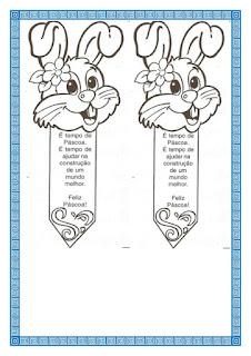 molde de marcador de pagina em eva