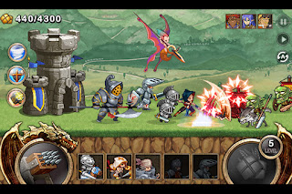 Download Game Kingdom Wars – Money Mod