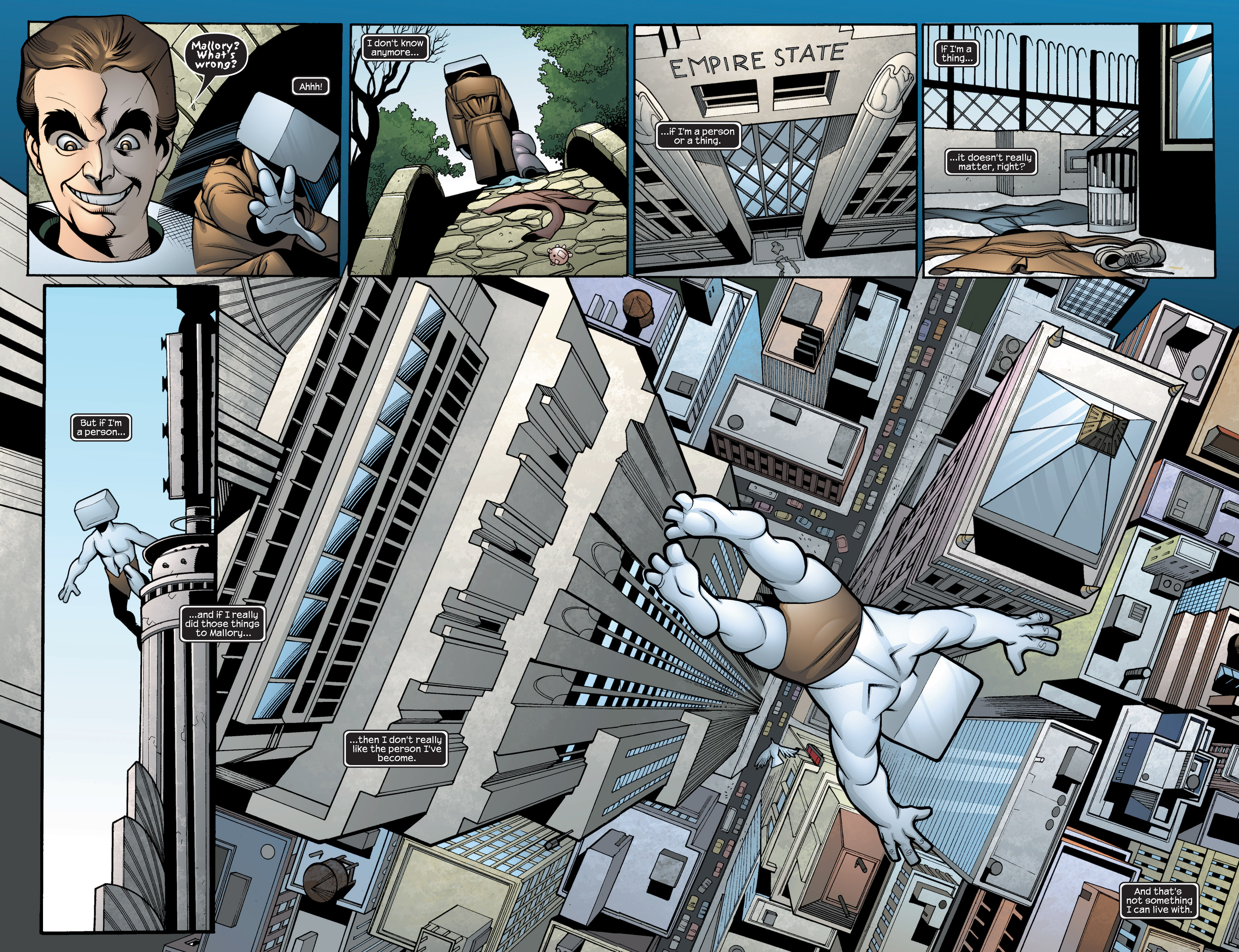 Read online She-Hulk (2005) comic -  Issue #14 - 19