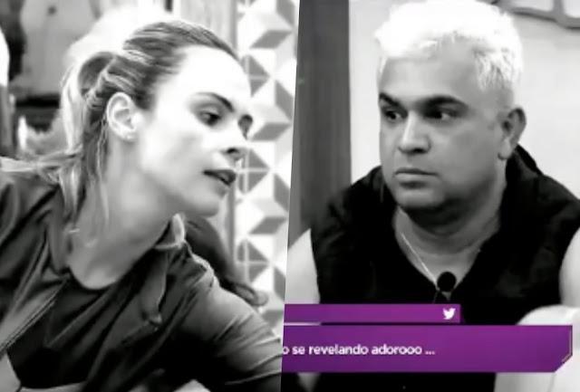 Fazenda 10: Briga feia de Ana Paula Renault e Evandro Santo é divulgada e público fica em choque; assista