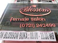 Lowongan Kerja BLOSSOM FEMALE SALON