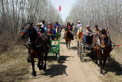 Fourth Annual 2nd Chance Trail Ride
