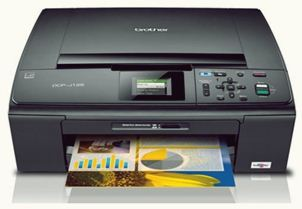 Brother  DCP J125 Software Download