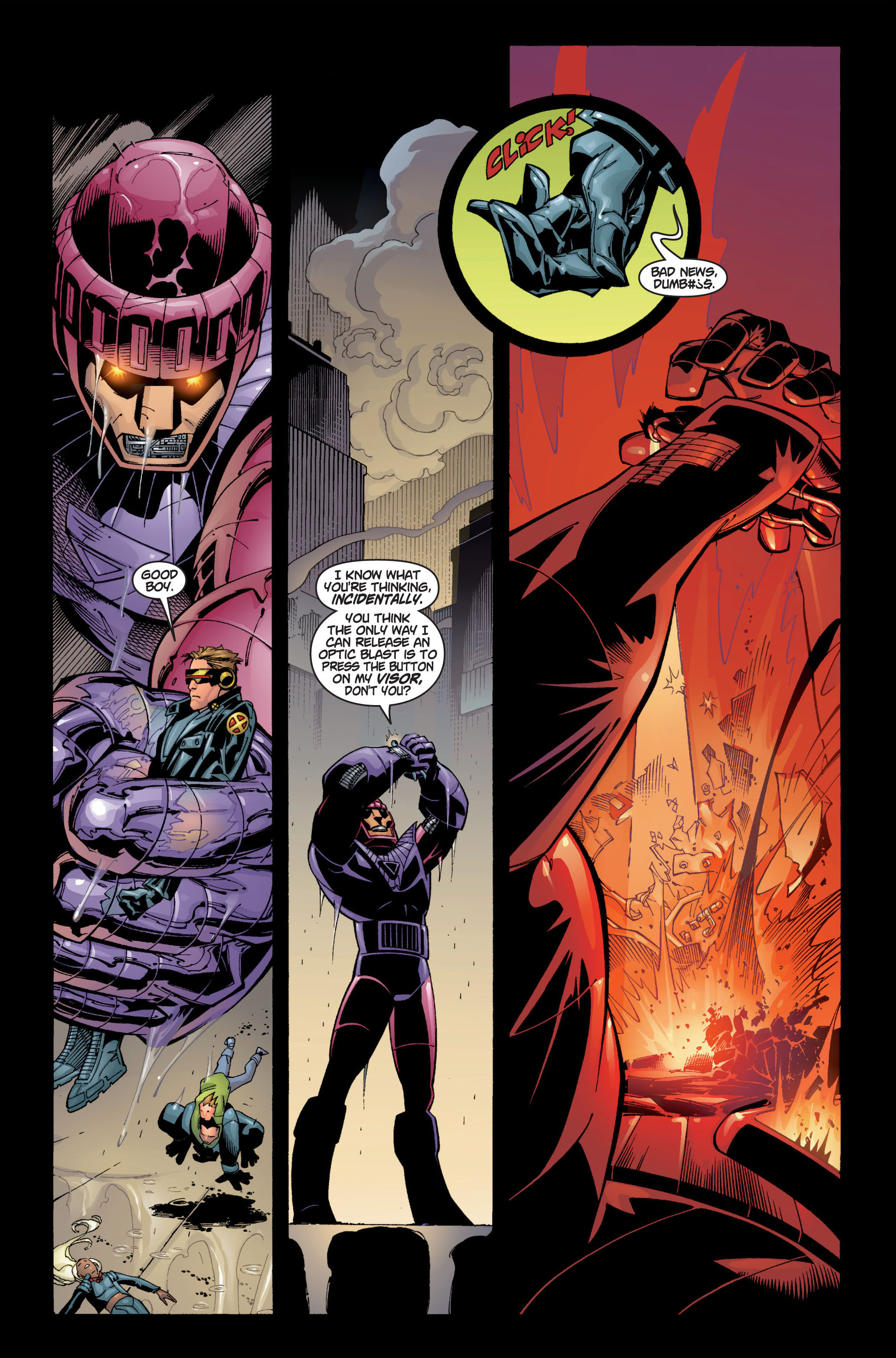 Read online Ultimate X-Men comic -  Issue #1 - 29