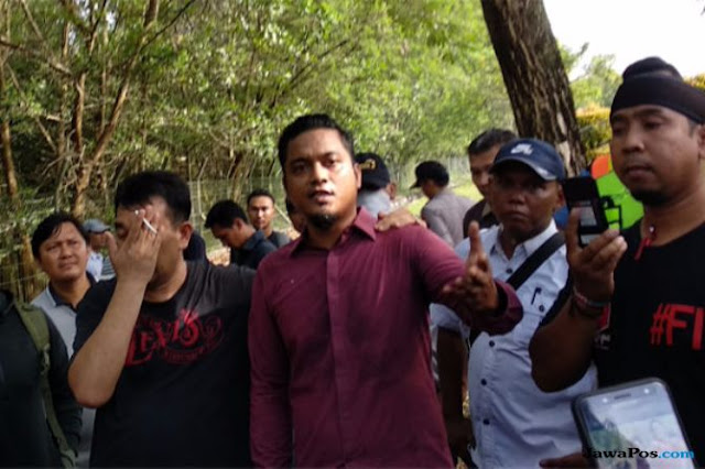 Terlibat Cekcok, Pengacara Neno Warisman Diamankan Polisi