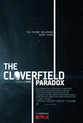 The Cloverfield Paradox 2018 720p Hollywood ORG English WEB DL