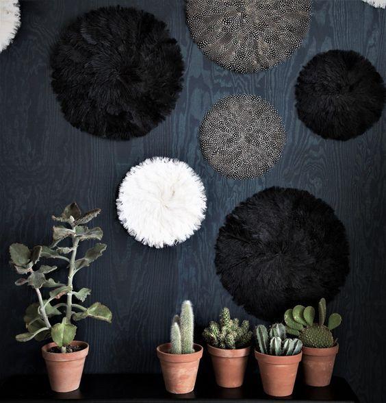 Lia Joy, le blog, les chapeaux Jujus s'invitent sur nos murs.