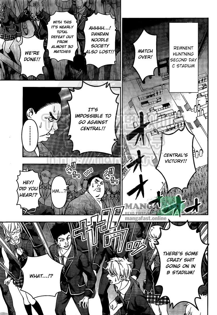 Shokugeki no Soma - Chapter 214