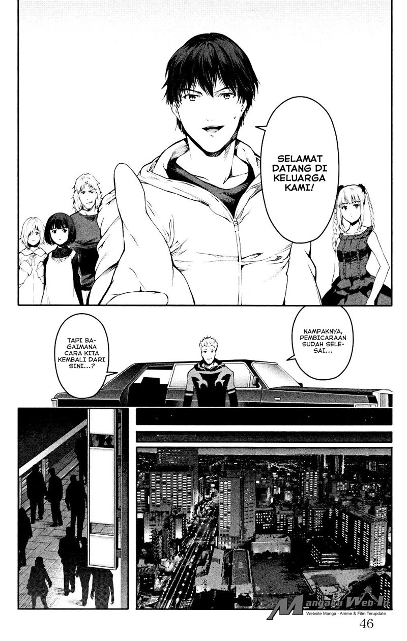 Darwin's Game Chapter 25-48