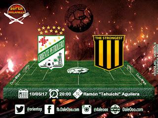 Oriente Petrolero vs The Strongest - Fecha 5 Apertura 2017 - Super Milaneza - DaleOoo.com Facebook, Twitter, Instagram Oficial Club Oriente Petrolero