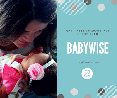 Why Moms Put Effort Into Babywise | Babywise | Babywise benefits | #babywise