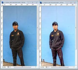Sebuah foto yang dihasilkan dari kamera digital atau handphone terkadang dirasa kurang mak Cara Praktis Mencerahkan Foto Menggunakan Adobe Photoshop