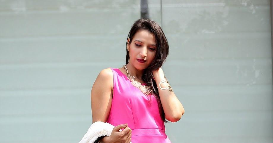 Style Inspiration: Wearing Asymmetrical Hem Dresses