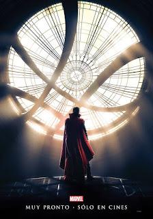 Doctor Strange Teaser Poster Español
