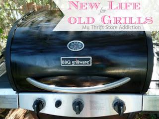 Repair Old Grills