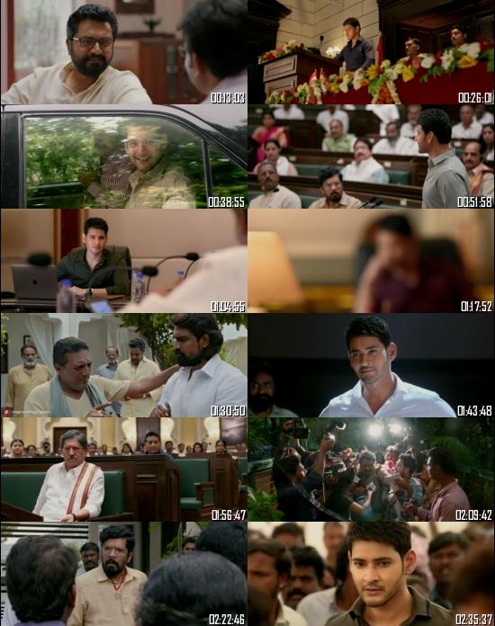 Dash1ng CM Bh@rat 2019 Hindi Dubbed 720p 480p Full Movie Download