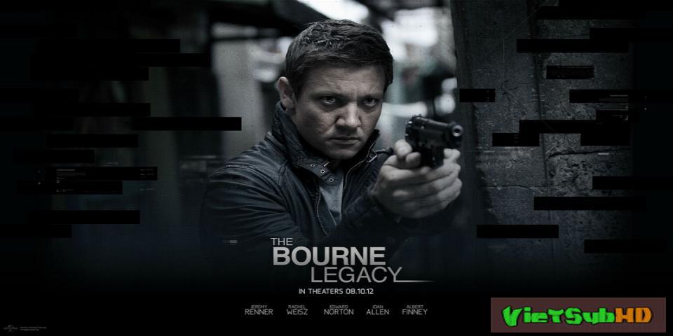 Phim Siêu điệp viên 4: Người kế thừa Bourne VietSub HD | Bourne 4: The Bourne Legacy 2016