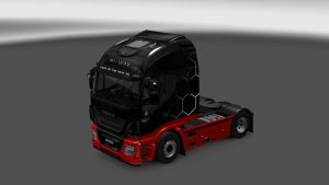 Miix Skin for Iveco Hi Way