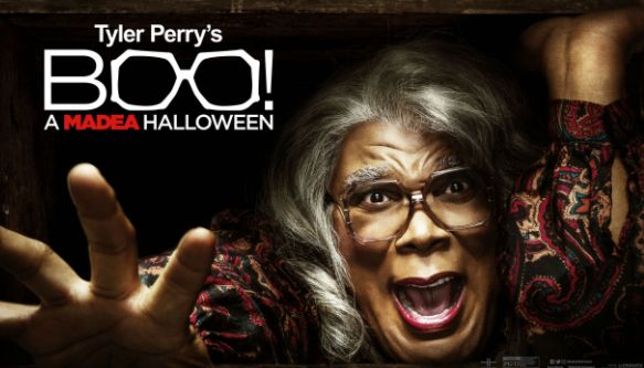 """Tyler Perry's new movie """"Boo 2"""" wins US Weekend Box Office"""