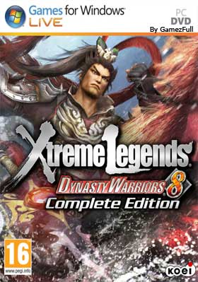 Dynasty Warriors 8 Xtreme Legends PC [Full] [MEGA]