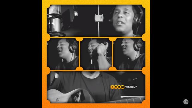 """Assista o video do Lino Krizz interpretando a musica """"Eu amo voce"""" do Tim Maia"""