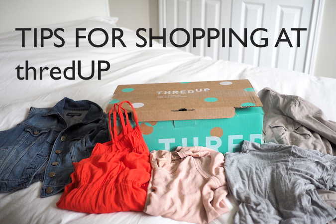 how to shop at thredup