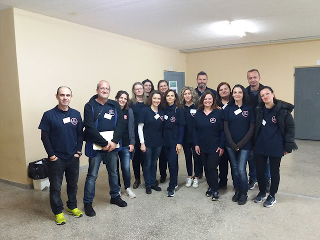 Με επιτυχία το σεμινάριο Basic Life Support στους σπουδαστές του ΔΙΕΚ Άργους