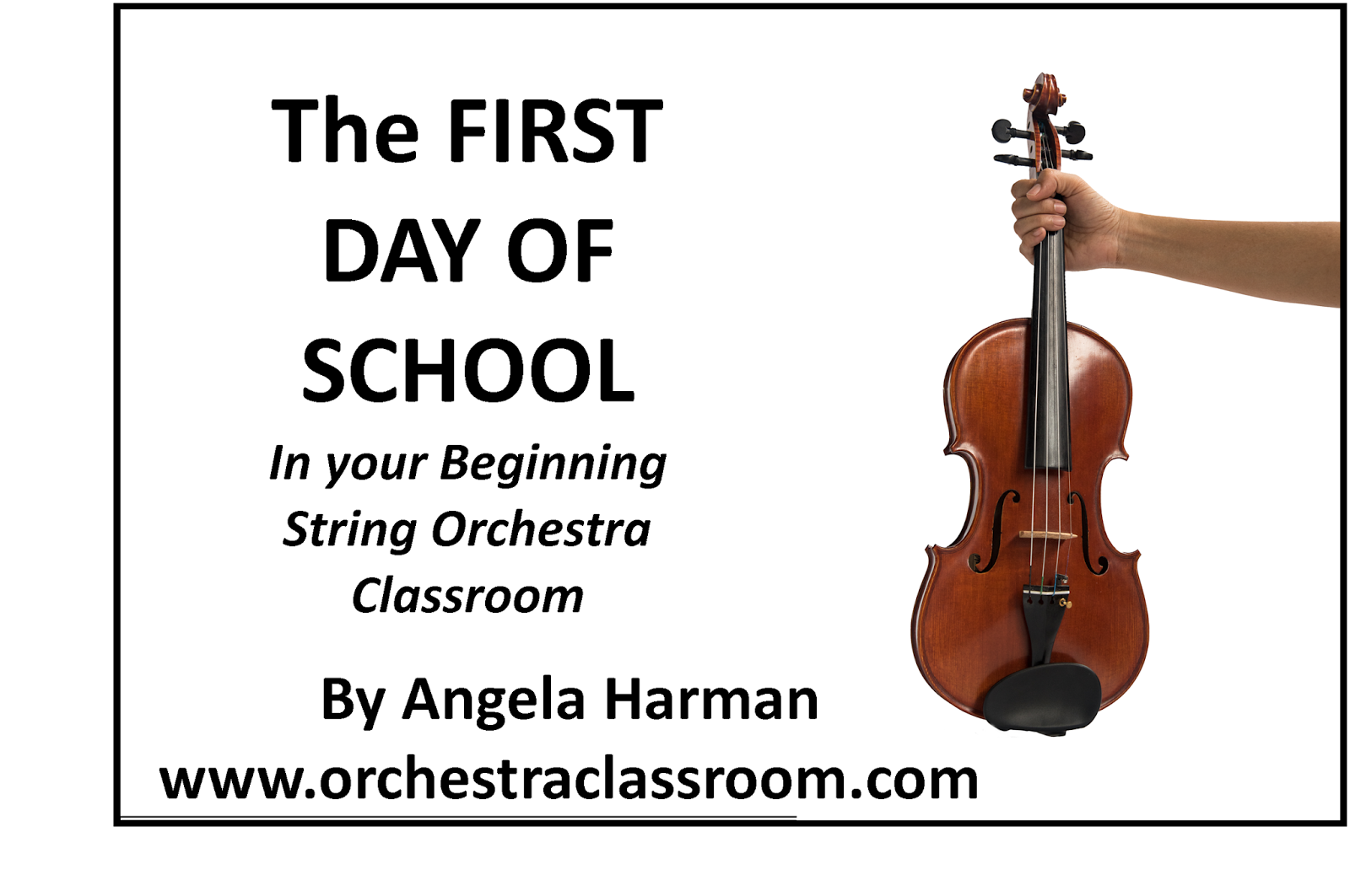Orchestra Classroom Ideas New Introducing
