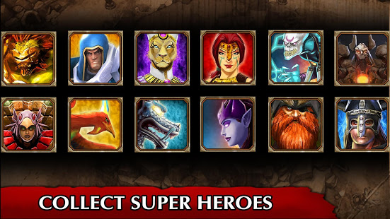 Legendary Heroes MOBA Mod Apk Download