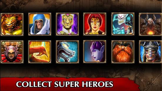 Legendary Heroes MOBA Mod Apk Download
