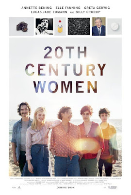 20th Century Women 2016 DVD R1 NTSC Latino