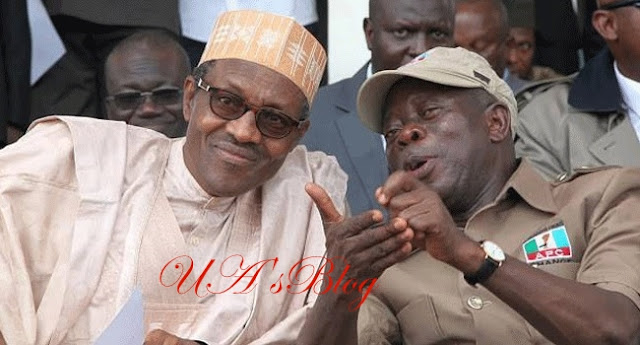 BREAKING: APC Affirms Oshiomhole As New National Chairman
