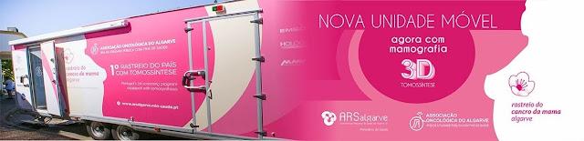 ARS Algarve promove Rastreio do Cancro da Mama no concelho de São Brás de Alportel