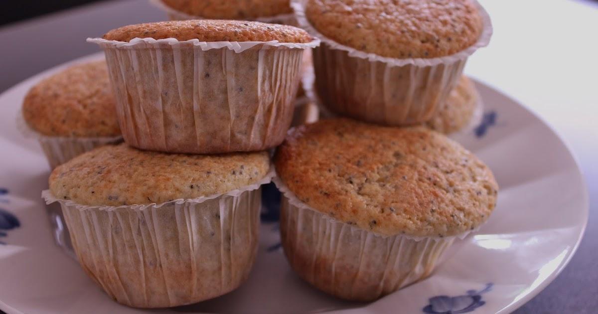 Ager bager: Syrligt-søde citronmuffins med birkes
