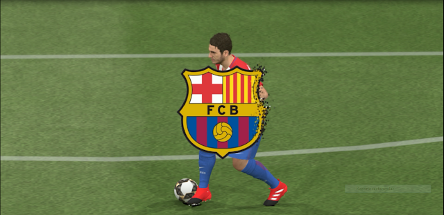Barcelona FC | Replay Logo | Pes2017 Pc