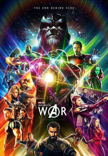 Avengers: Infinity War (4K UHD 2160p Dual) (2018)
