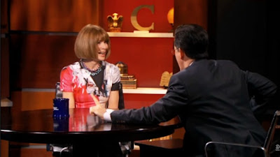 Anna Wintour Sits And Talks Her Beliefs On Why Fashion is High Art