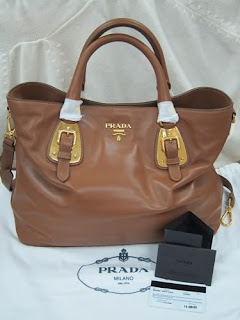 0942fe334e07 allbagslovers: Prada Soft Calf Leather Bag BN1902
