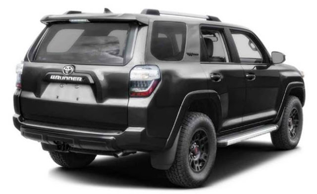 2019 Toyota 4Runner Redesign