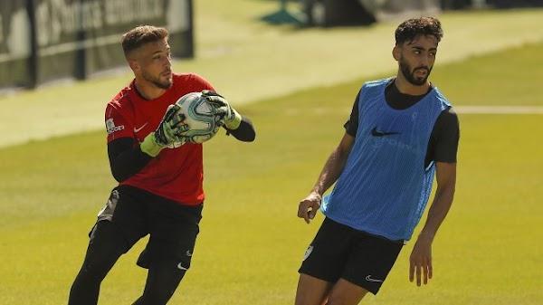 """Juande - Málaga -: """"Estamos deseando empezar ya a competir"""""""